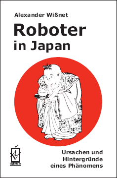 Roboter in Japan Titelseite